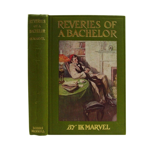 Reveries of a Bachelor, 1906 - Image 1 of 9