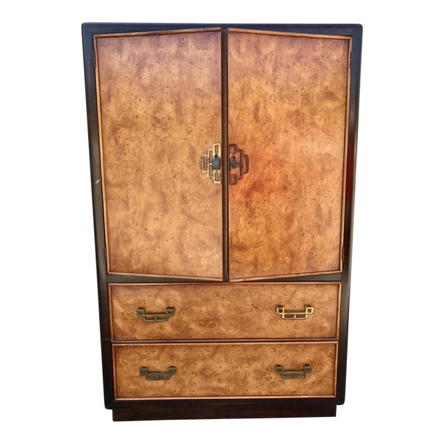 Dixie Asian Inspired Armoire - Image 1 of 9