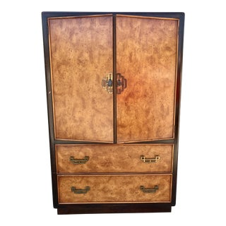 Dixie Asian Inspired Armoire
