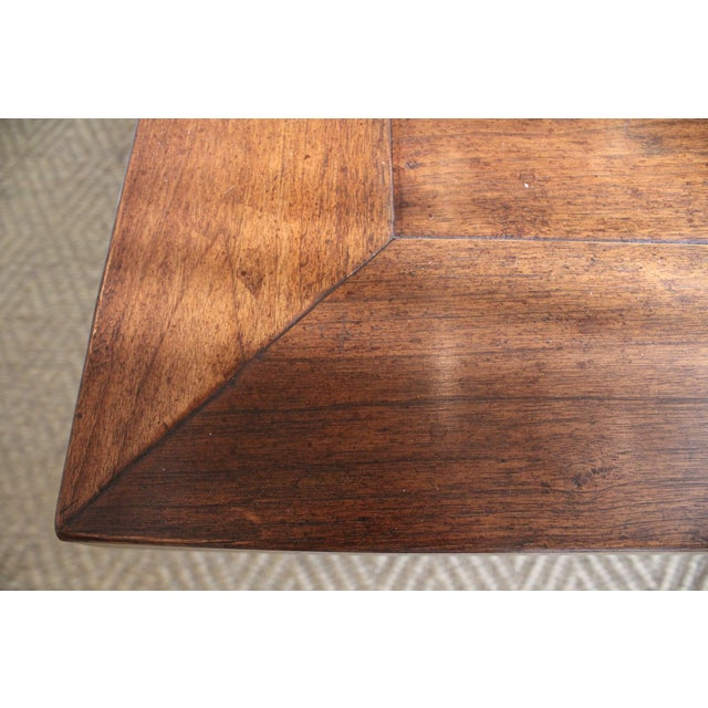 Custom Made Walnut Dining Table - Image 6 of 8
