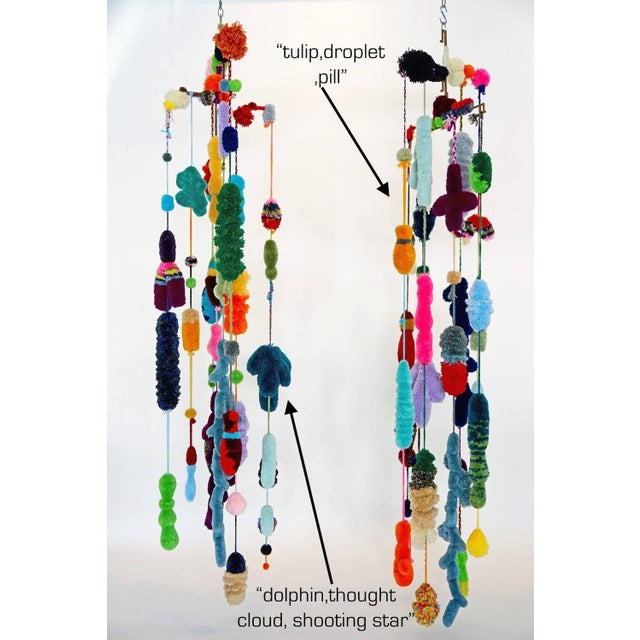 Pom Pom Sculptures - Image 2 of 9