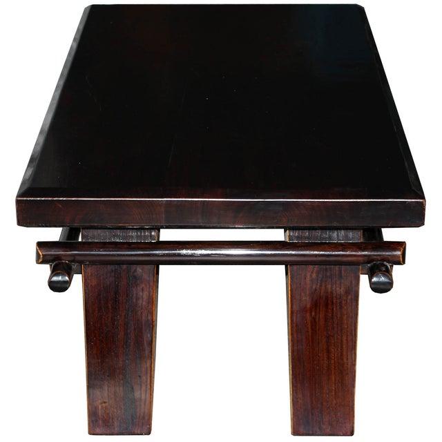 Shinto Elm Wood Coffee Table - Image 3 of 7