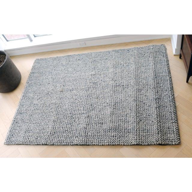 B.I.C. Carpet New Zealand Wool Rug- 5′ × 7′ - Image 2 of 6