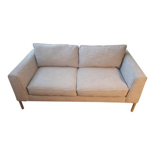 West Elm Loveseat Couch