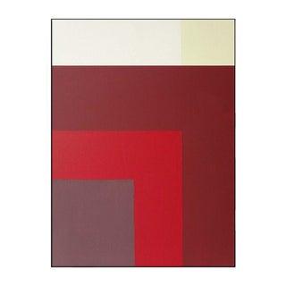 """Ron Burgundy No. 3"" Framed Fine Art Giclée Print"