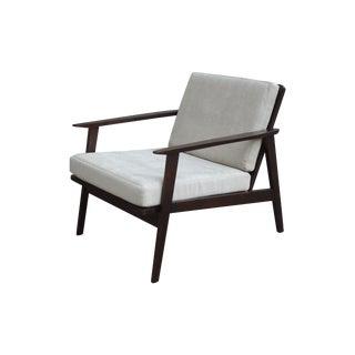 Restored Danish Modern Style Armchair