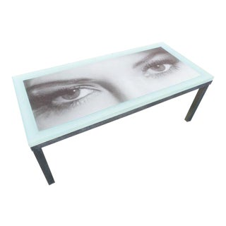 "​""Eye​ ​of​ ​the​ ​Beholder""​ ​Coffee​ ​Table"