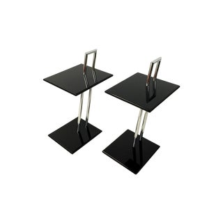 Vintage Eileen Gray Occasional Table - Pair