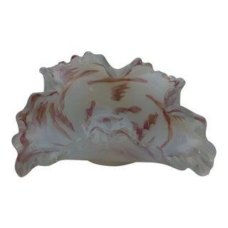 Mid-Century Murano Glass Candy Dish