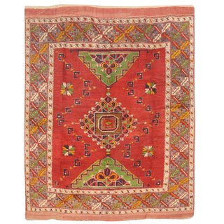 Antique Turkish Bergama Rug