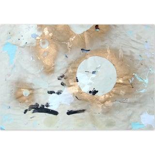 Suga Lane - Full Moon Gold - Ltd Edition Contemporary Print