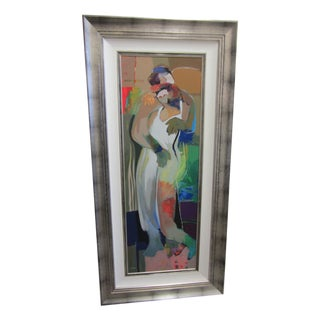 """Loves Curtain"" Artist Proof Serigraph"