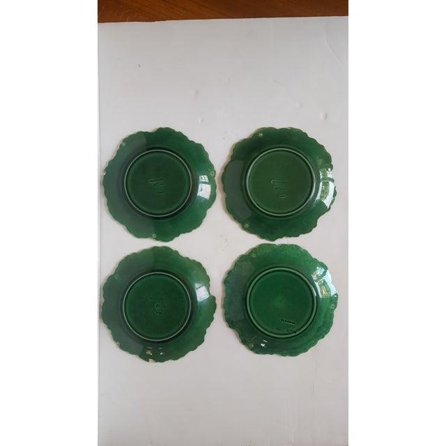 Wedgwood Cabbage Plates - Set of 4 - Image 3 of 4