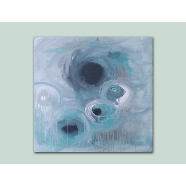 'MiRACLE' Original Abstract Painting - Image 5 of 5