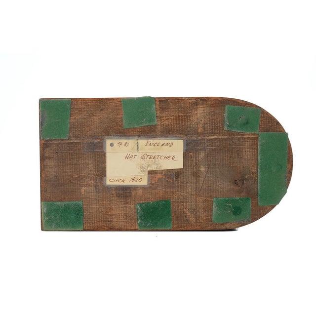Antique Victorian Mahogany Hat Stretcher - Image 9 of 9