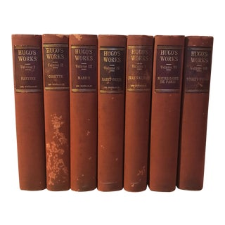 'Victor Hugo's Works' Volumes I - VII - Set of 7
