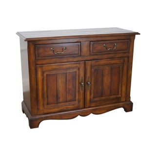 French Country 2 Door 2 Drawer Server