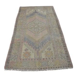 Turkish Anatolian Floor Carpet - 4′ × 7′