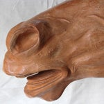 Image of Massive Equestrian Horse Head Bust
