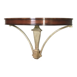 Traditional Wall Mounted Wall Console Table