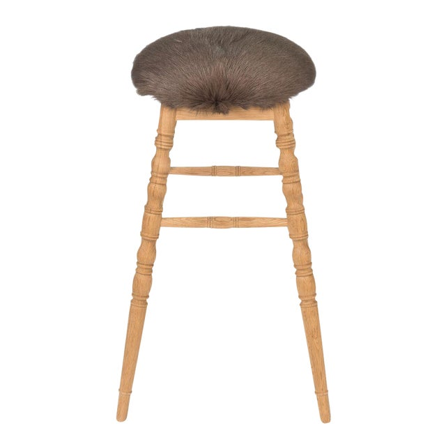 Sarreid LTD 'Winoma' Bar Stool - Image 1 of 6