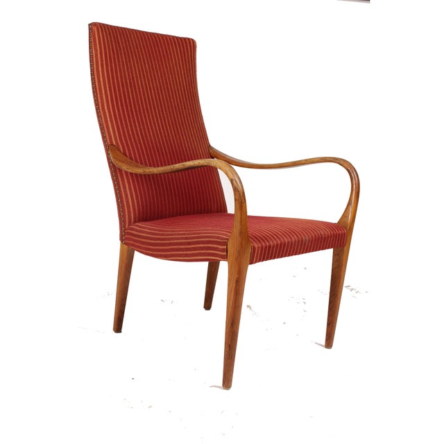 1943 Swedish Modern Armchair - Image 2 of 5