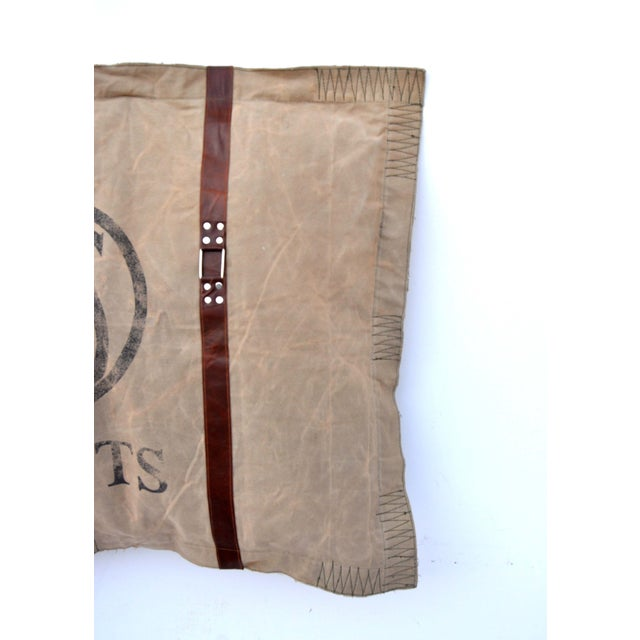 Image of Bps Paints Grain Sack Pillow
