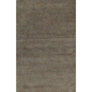 """Modern Hand-Loomed Wool Area Rug - 5' 2"""" X 7'11"""""""