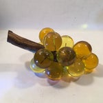Image of Amber Lucite Grapes