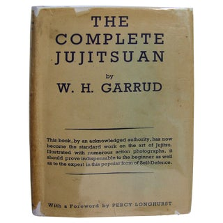 Mid-Century 'The Complete Jujitsuan' Book