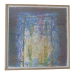 Image of 1998 Christopher Le Brun Untitled Abstract Monotype