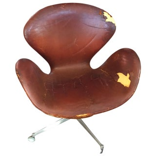 Arne Jacobsen Swan Lounge Chair