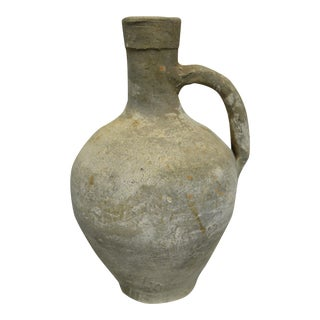 Greek Antique Pottery Stamna