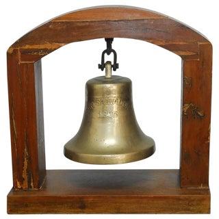 """San Salvador"" Church Bell Getaria, Spain, circa 1895"