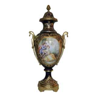 19th Century Antique Sevres Vase
