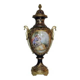19th Century Antique Sevres Vase