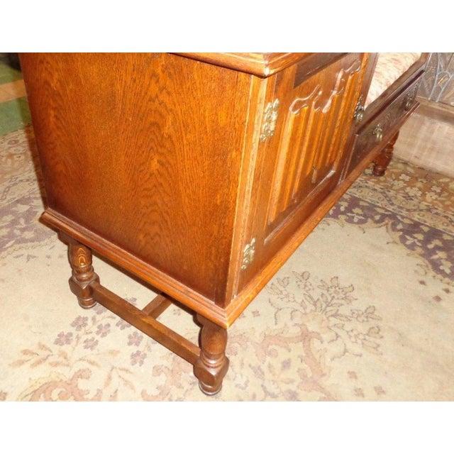 Edwardian Mid-Century Telephone Sofa Bench - Image 5 of 11