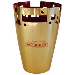 Piper-Heidsieck Champagne French Ice Bucket