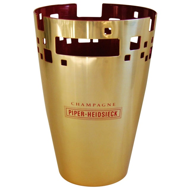 Image of Piper-Heidsieck Champagne French Ice Bucket
