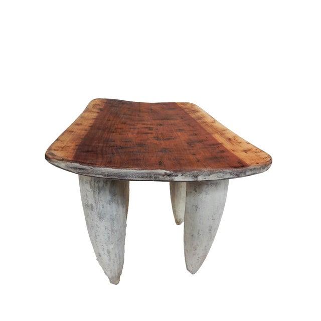 Senufo Stool or Table I coast - Image 3 of 9