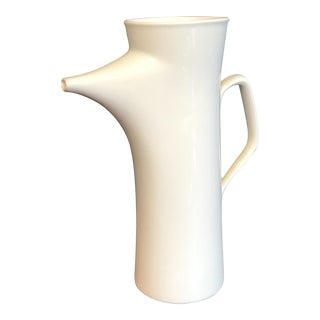 White Schmid Tackett Pitcher