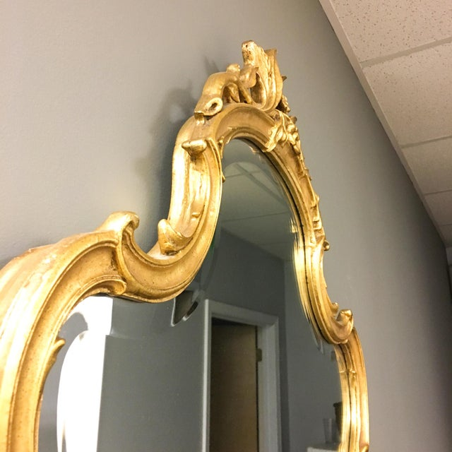 Gilded Mirror by Friedman Bros - Image 5 of 8