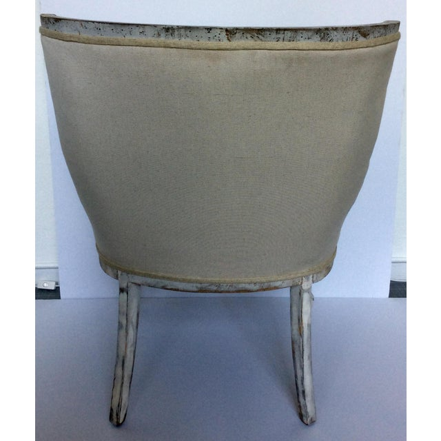 Antique Upholstered Chair - Image 5 of 8
