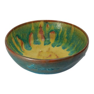 Hand Thrown Earthenware Bowl #19 by Andrew Wilder