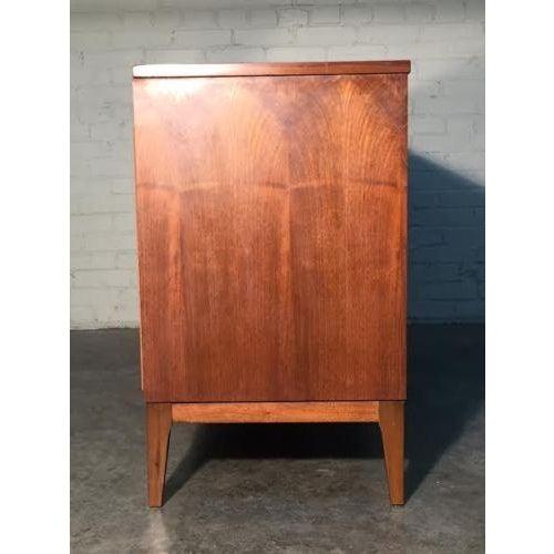 Mid-Century Modern Walnut Dresser - Image 5 of 11