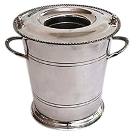 Image of Sheffield Silver Plate Wine Cooler