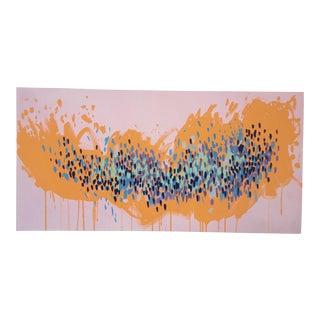 "Georgina Vinsun ""Hayley"" Print on Canvas"