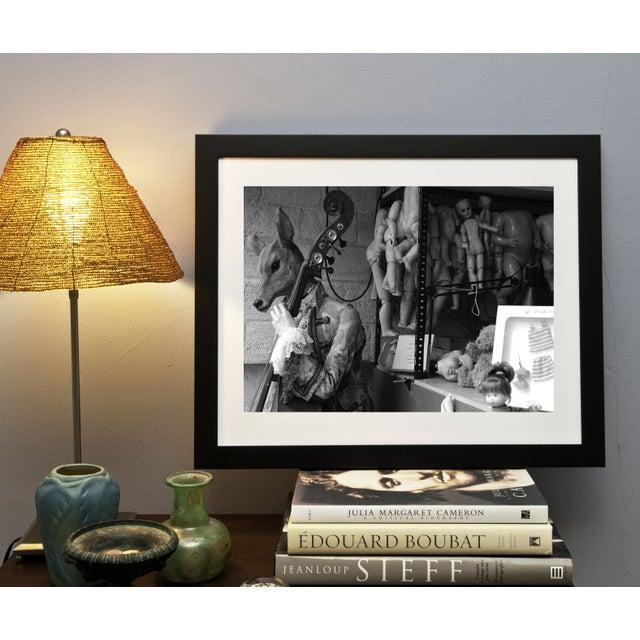 Framed Original Photograph: Dolls - Image 2 of 2