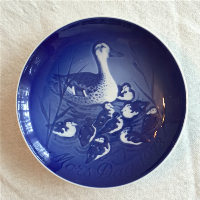 Mores Dag Copenhagen Porcelain Plate - Image 3 of 11