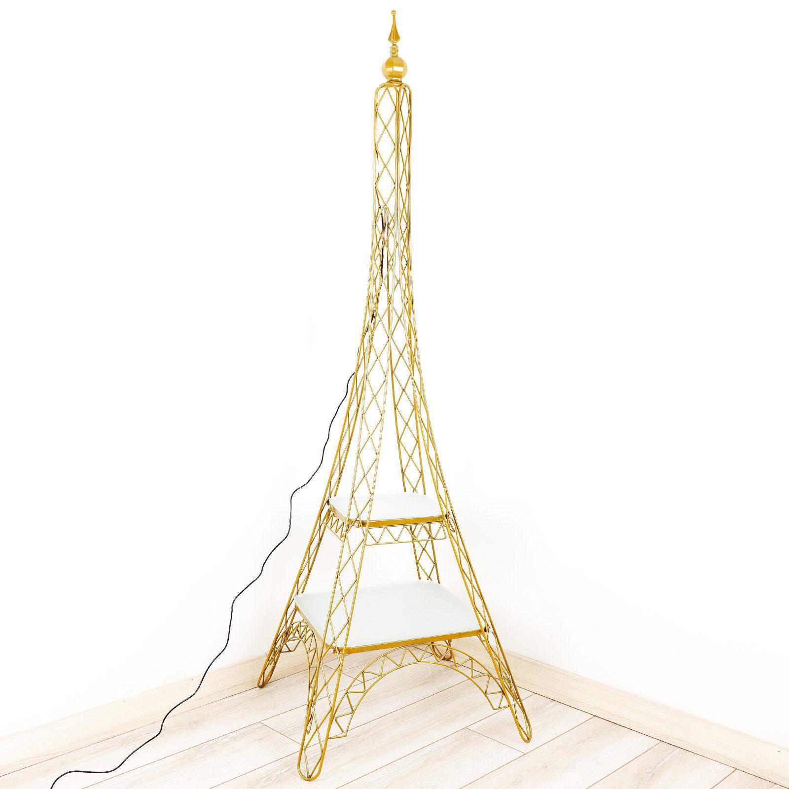 Eiffel Tower Floor Lamp   Image 2 Of 6